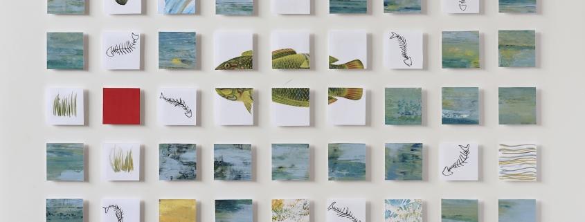 Bouleversements marins- océan- poisson