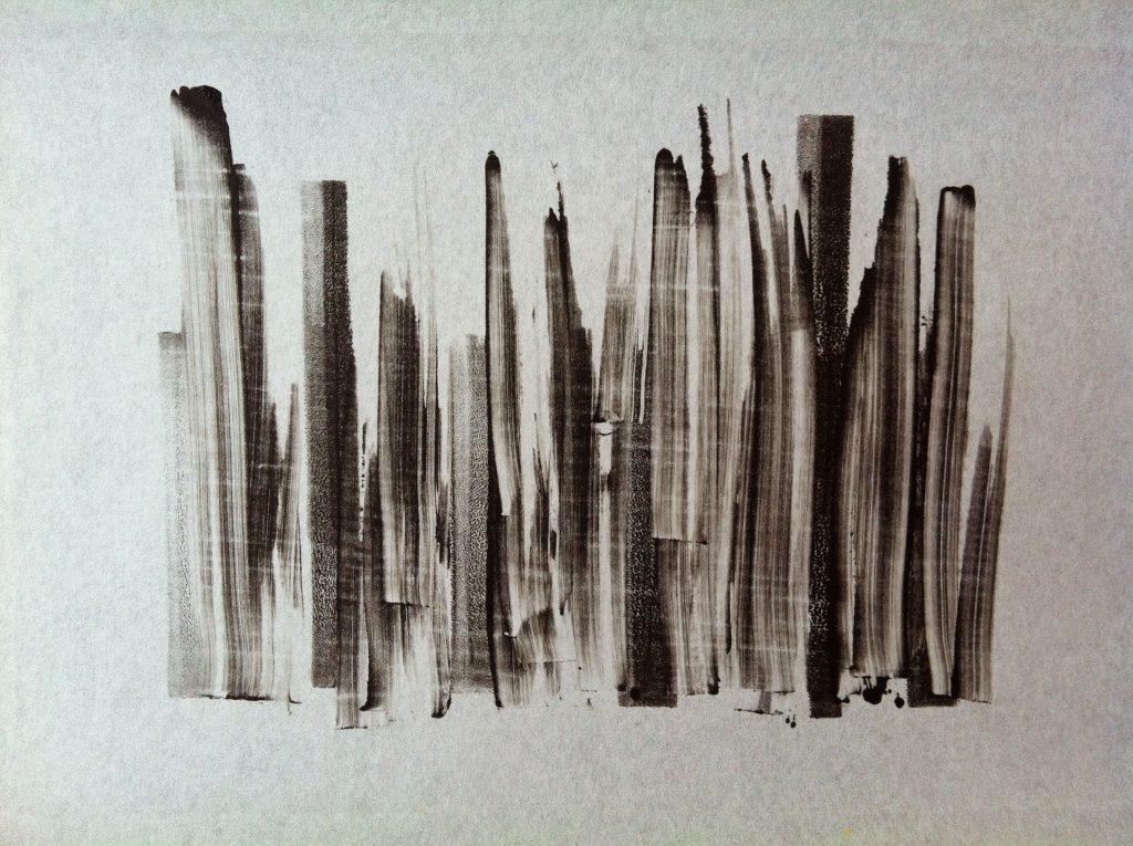Carmelle Pilon, art contemporain, estampe
