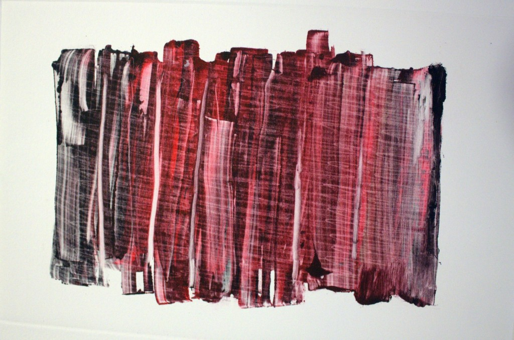 Estampe de Carmelle Pilon