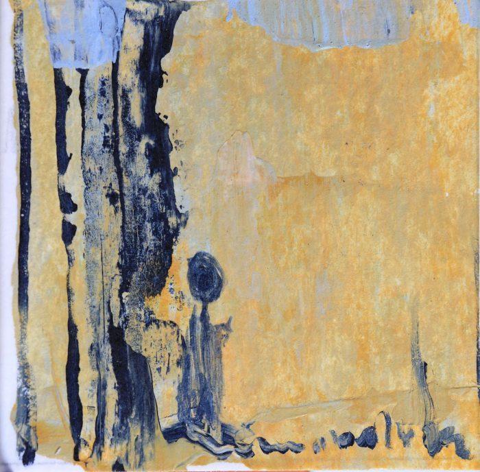Peinture de Carmelle Pilon