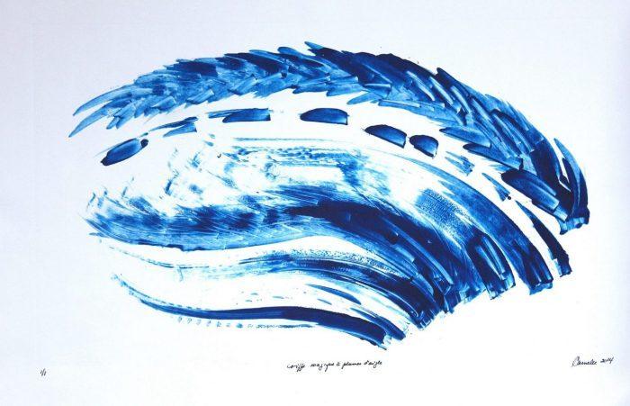 Carmelle Pilon - Estampe